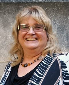 Picture of Debbie Oliver, a small business SEO Consulting client.