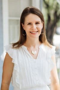 Photo of Whitney, a private practice consultant for Christian Therapists