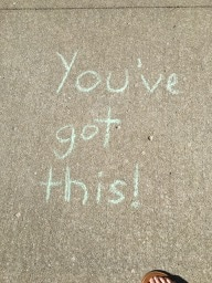 "Words ""you've got this"" written on a side walk. Your time is valuable, we get this. However, blogging for SEO is such a powerful component to SEO. Learn about why cornerstone content is so crucial today!"